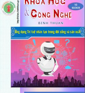 Thông tin tổng hợp KH&CN Bình Thuận số 03.2020
