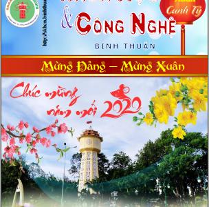 Thông tin tổng hợp KH&CN Bình Thuận số Xuân Canh Tý 2020
