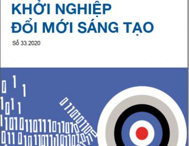 Bản tin Khởi nghiệp đổi mới sáng tạo số 33.2020