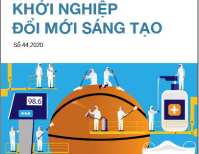 Bản tin Khởi nghiệp đổi mới sáng tạo số 44.2020