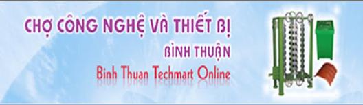 Chợ Công nghệ và Thiết bị Bình Thuận